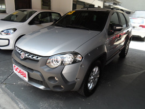 Fiat Palio Weekend Adventure 1.8 16v 2013 Prata