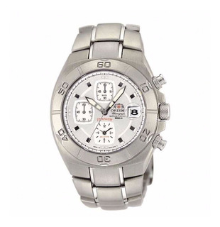 Reloj Orient Crono Titanium Ctd08001w0