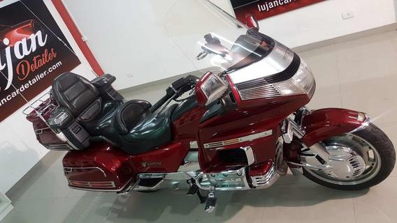 Honda Goldwing Gl 1500 Impecable Lista Para Viajar
