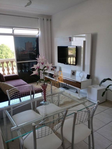 Apartamento Residencial À Venda, Santa Terezinha, São Bernardo Do Campo. - Ap0809