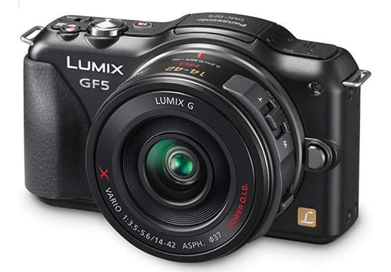 Câmera Digita Panasonic Lumix Gf5