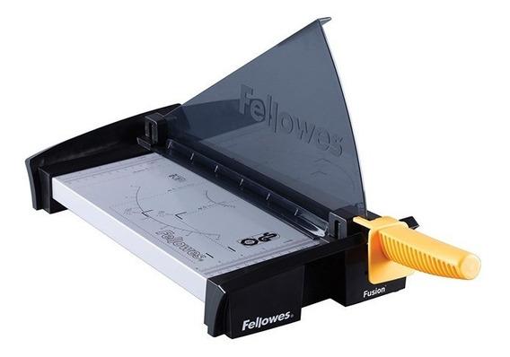 Guillotina De Corte Fusion A4 Protector Cuchilla Fellowes