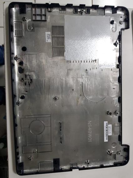 Carcaça Base Tampa Notebook Multilaser Legacy Pc201