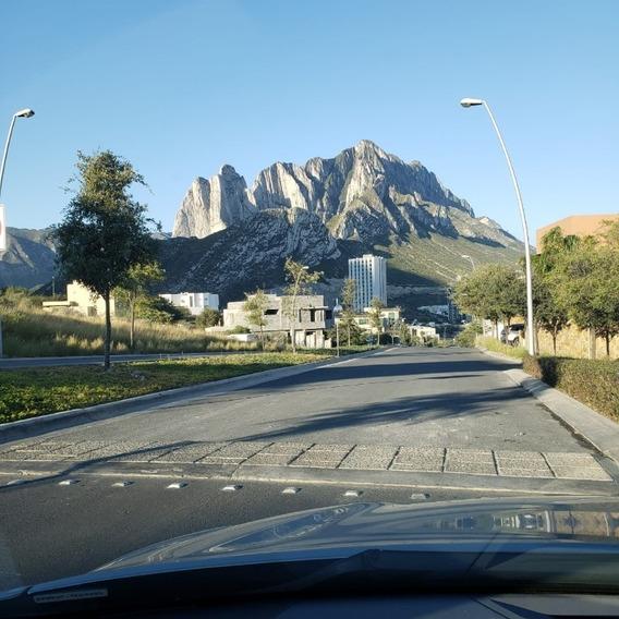 Excelente Terreno En Valle Poniente Con Vista A La Huasteca.