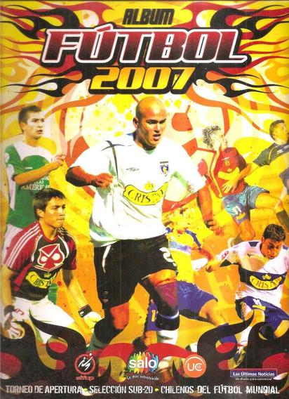Album Campeonato Chileno 2007 - Completo