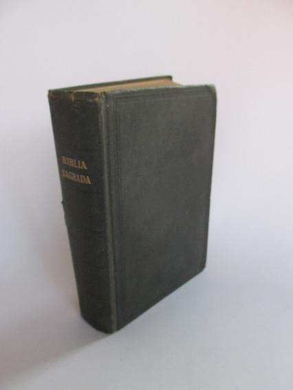 Biblia Antiga Rara Joao Ferreira D Almeida - Ano 1952