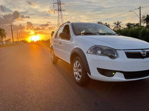 Fiat Palio Weekend 2013 1.6 16v Trekking Flex 5p