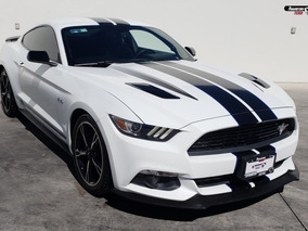 Ford Mustang Gt California Blanco 2016