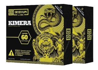 Combo 2x Kimera Thermo 60 Comp - Iridium Labs