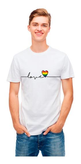 Camiseta Lgbt Love Nova 2020 Watc Carnaval Pronta Entrega