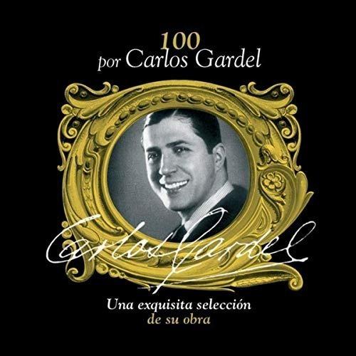 Carlos Gardel 100 Por Gardel 4 Cd Nuevo Original Tango