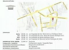 Terrenos En Venta En Lomas Del Real De Jarachinas, Reynosa