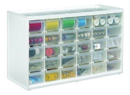 Artbin Storeindrawer Cabinet 30 Art And Craft Supply Cajones