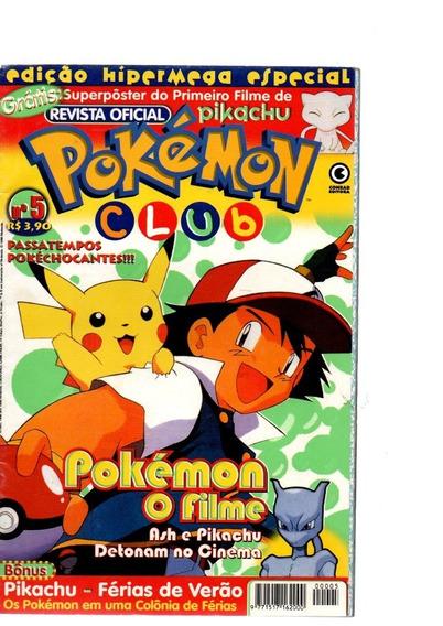 Pokémon Club Pokémon O Filme Pikachu Ferias De Verão Nº5