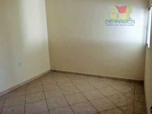 Imagem 1 de 21 de Sobrado Para Alugar, 150 M² Por R$ 3.000,00/mês - Vila Gomes Cardim - São Paulo/sp - So0192