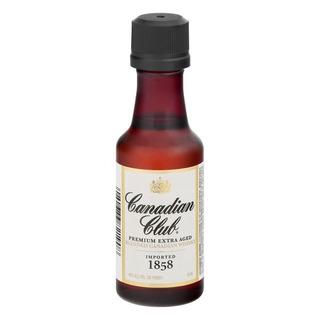 Whisky Canadian Club 50ml Ideal Souvenier