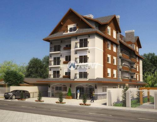 Imagem 1 de 5 de Apartamento Com 3 Dormitórios À Venda, 94 M² Por R$ 699.000 - Centro - Canela/rs - Ap2674