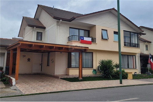 Imagen 1 de 30 de Casa 3d, 3b Conjunto Residencial Cerrado En Maipú