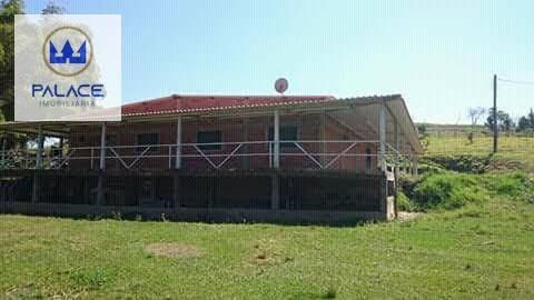 Imagem 1 de 8 de Chácara Com 3 Dormitórios À Venda, 41900 M² Por R$ 1.100.000,00 - Centro (tupi) - Piracicaba/sp - Ch0031