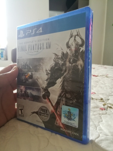 Final Fantasy Xiv 14 Online The Complete Edition 100% Nuevo