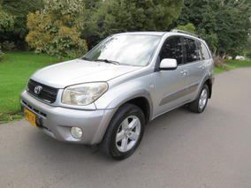 Toyota Rav4 2004 Aut Recibo