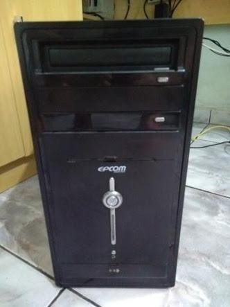 Gabinete (cpu) Epcom Muito Boa Original