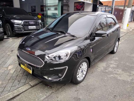 Ford Ka 1.5 Titanium Flex Aut. 4p 2019