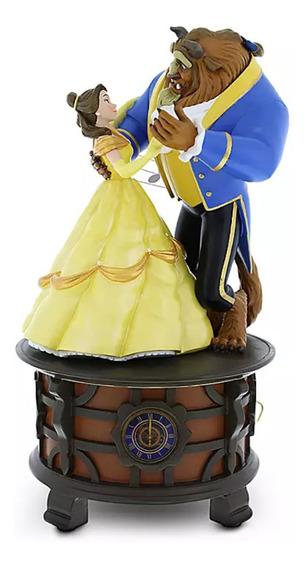 A Bela E A Fera - Caixa Musical - Original Disney