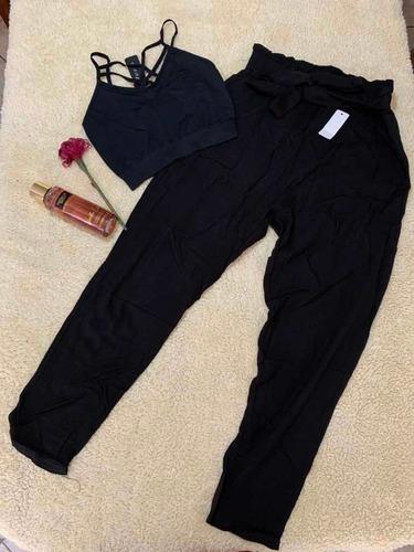 Pantalon Tiro Alto Oxford Y Crop Top Pantalones Y Jeans Para Mujer En Mercado Libre Mexico