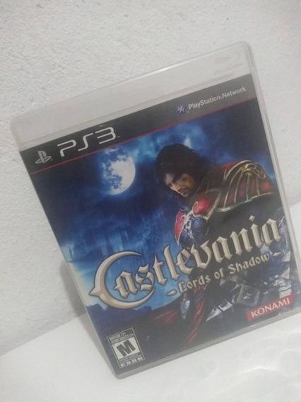 Castlevania Lords Of Shadow Ps3 Usado