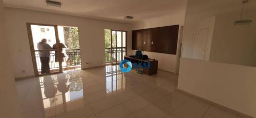 Apartamento Com 3 Dormitórios À Venda, 100 M² - Jardim Marajoara - São Paulo/sp - Ap11615