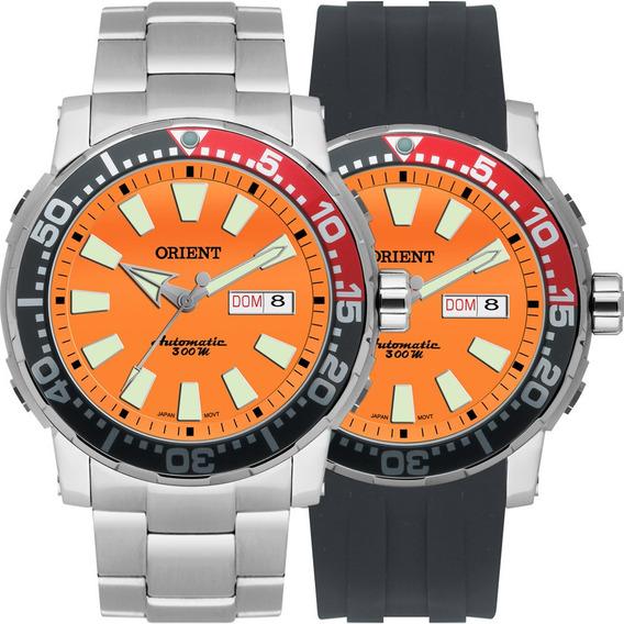 Kit Relógio Masculino Orient Original Com Garantia E Nfe