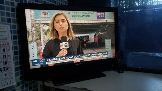 Tv Sony Lcd Klv-37l400a Usada E Revisada (retirar No Local)