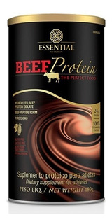 Beef Protein 480 G - Essential Nutrition