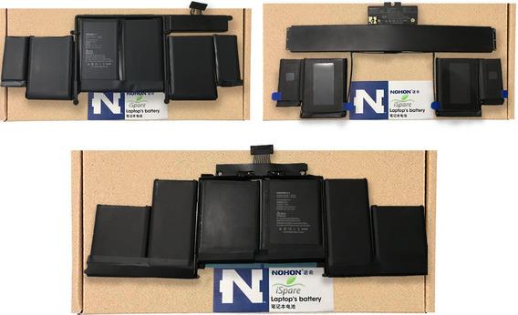 Ispare Bateria Macbook Retina Nohon Premium Alta Qualidade