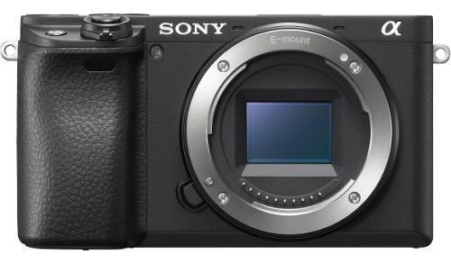 Câmera Sony Alpha A6400 Ilce-6400 2.36 Mpx Corpo Preto