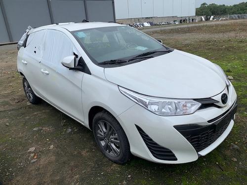 Imagem 1 de 14 de Sucata Vender Peças Usadas Toyota Yaris 2020 Automático