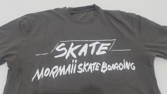 Remera Mormaii Skateboarding