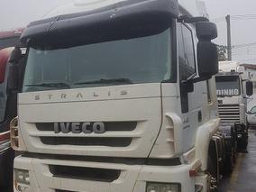 Iveco Stralis 440 2013 Trucado Automático Scania 420 Volvo