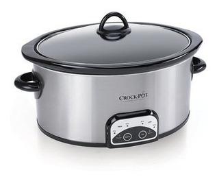 Crock-pot 7 Cuartos Smart Pot Olla De Cocción Lenta, Acer