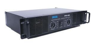 Amplificador De Potencia De 240w Dos Canales Moon 4 Y 8 Ohms