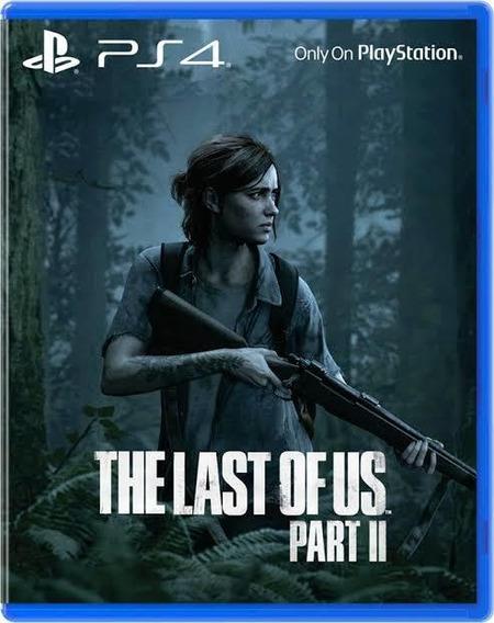 The Last Of Us Part 2 Ps4 Original 1 Primária