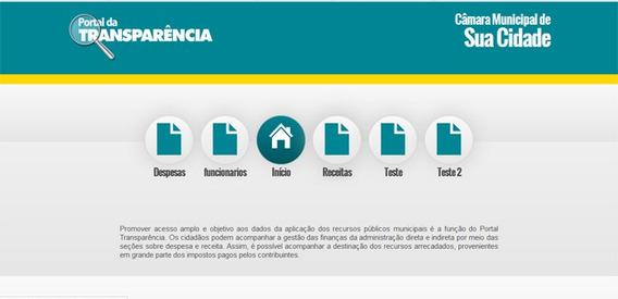 Sistema Prestação De Contas Para Empresas E Orgãos Públicos