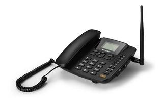Telefone Celular Rural De Mesa Quadriband 2g Dual Sim Re502