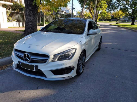 Mercedes-benz Clase Cla 2.0 Cla45 Amg 360cv At 2014