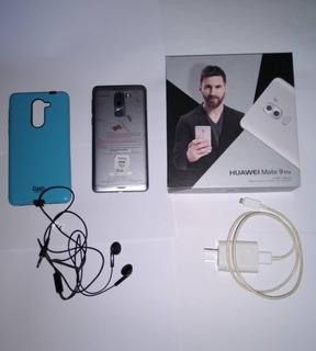 Celular Huawei Mate 9 Lite 32gb Liberado En Caja Como Nuevo