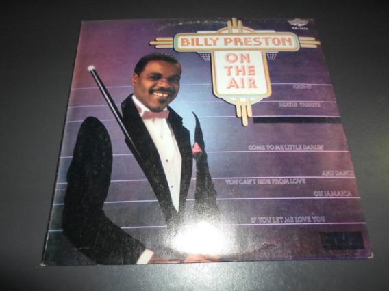Billy Preston - On The Air * Disco De Vinilo