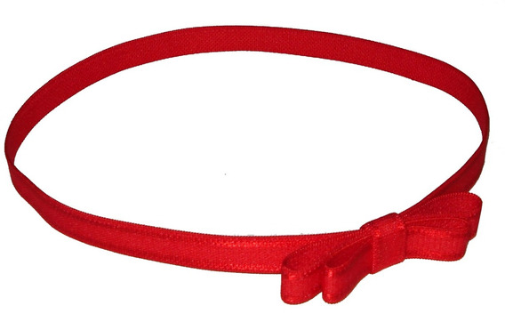 Headband Vermelha