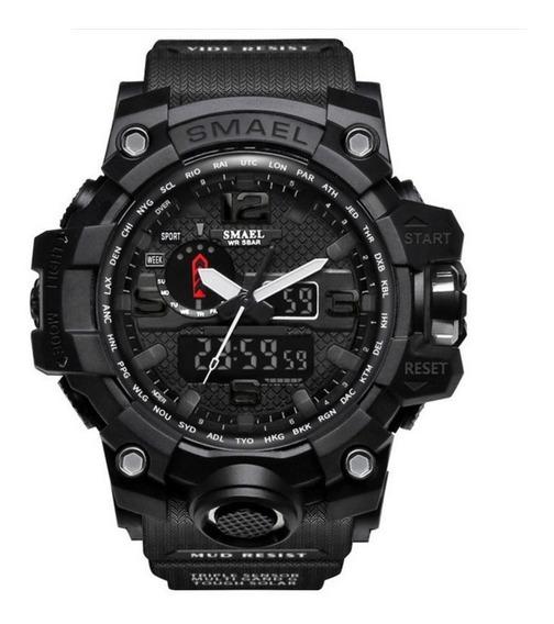 Relógio Masculino Esporte Shock Esportivo Frete Grátis Top!