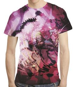 Camisa Camiseta One Piece Donquixote Doflamingo 02
